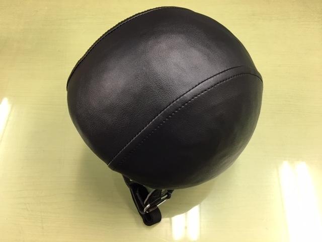 e38b62da82ad まるでオートバイのヘルメットのようにカッコ良くオシャレになりました^^